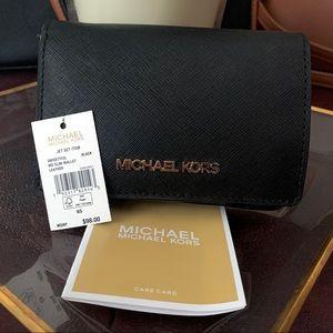 Michael Kors JSL MD Slim Wallet